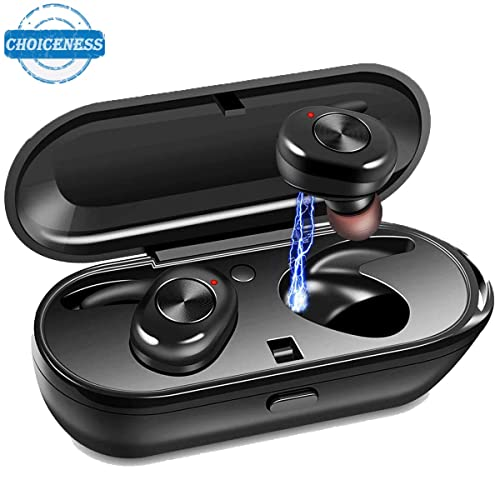 Bluetooth 5 0 Wireless Earbuds Upgraded Noise Cancelling Bluetooth 3d Stereo Sound With Breathing Mini In Ear Sports Earphones Car Headset With Mic For Iphone Buy Products Online With Ubuy Uae In Affordable Prices