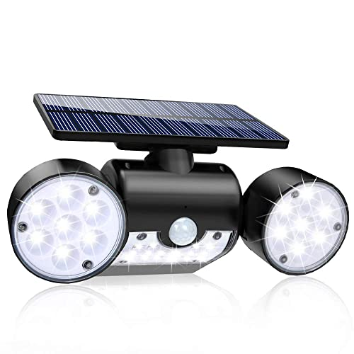 Solar Lights Outdoor 30 Led