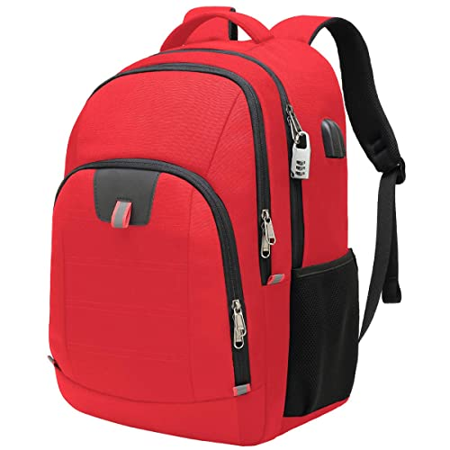 b3d0aa2b1fa5 Buy Della Gao Laptop Backpack, Extra Large Computer Rucksack with ...