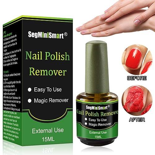 Buy Magic Nail Polish Remover Professional Soak Off Gel