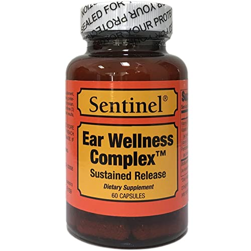 Buy Sentinel Premium Ear Wellness Complex Sustained Release