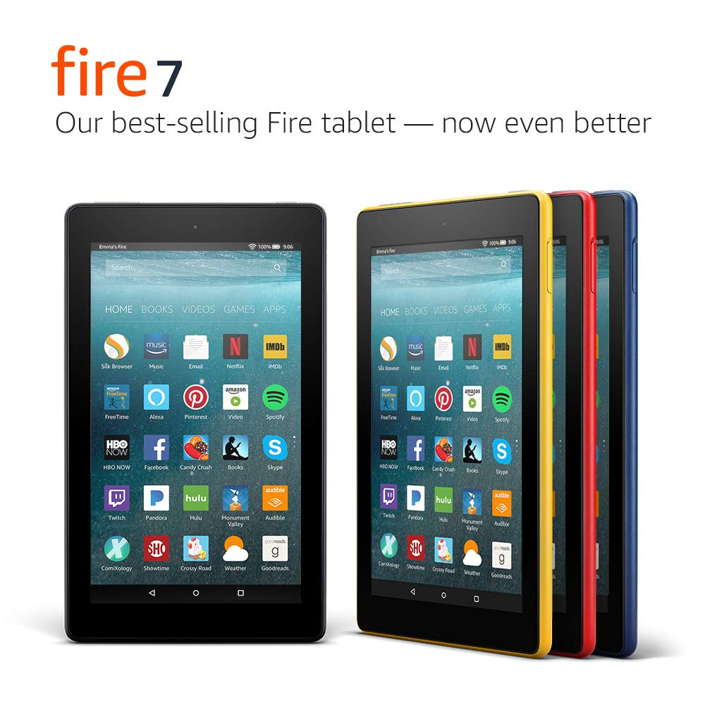 Buy Fire 7 Tablet (7 Display, 8 GB)