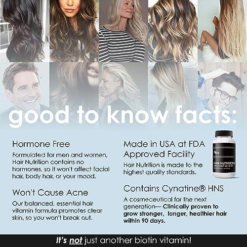 Buy Hair Nutrition Cynatine Hns Bioin Grow Hair Thicker