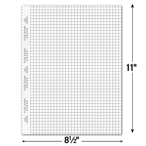 ورق رسم بياني مربعات