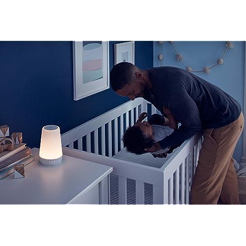 Hatch Rest Baby Sound Machine, Night Light, Time-to-Rise ...