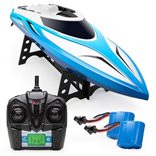 Buy Force1 Velocity Rc Boat H102 Remote Control Boats For