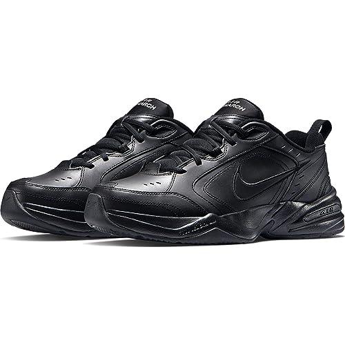 Red//White//Black Mens  Air Monarch IV Shoes Medium Size 12M New Box 415445-101