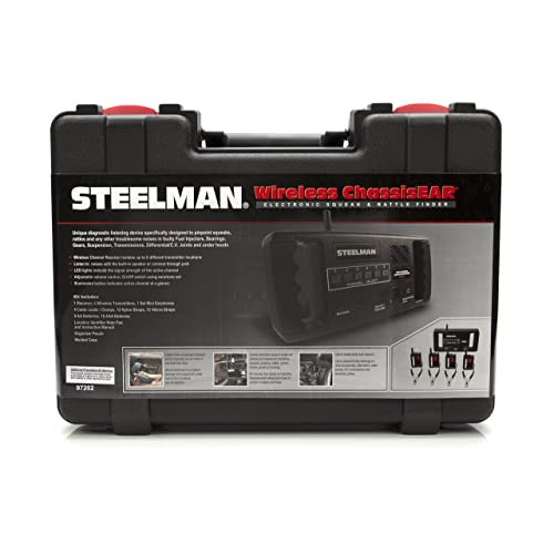 STEELMAN 97202-08 Wireless Chassis EAR Lead//Clamp Set ChassisEar