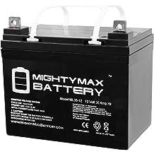 QTY2 VMAX MR147-155 AGM Batteries for Minn Kota Traxxis 24V 80lb Trolling Motor