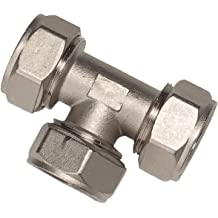 Rapidair 50500  Union Fitting with 1//2-Inch Tubing